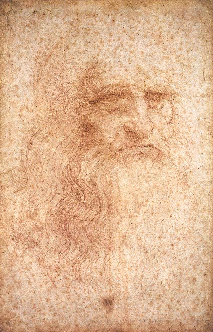 BEEN THERE, DONE THAT: Leonardo and his era knew all about apocalypse.