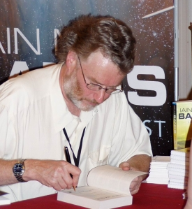 Iain Banks in 2005 (credit: Szymon Sokol)