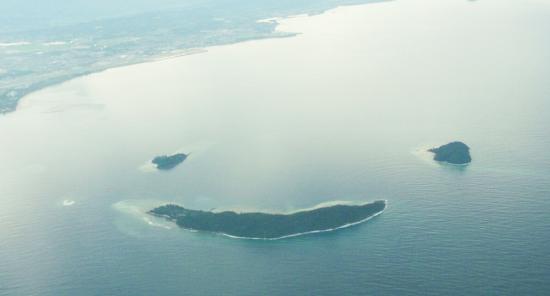 The Happy Islands; photo credit: Thien Zie Yung