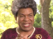DAVID ALAN GRIER AS MAYA ANGELOU