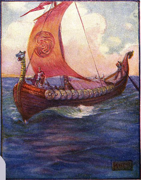 beowulf sailing