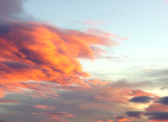 Southern California dawn; credit: Jessie Eastland