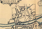 Maps of Dublin, old Speed's map reveals history ofDublin.
