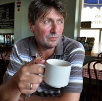 Just let me drink my bloody coffee in peace, ok? -- Simon Armitage