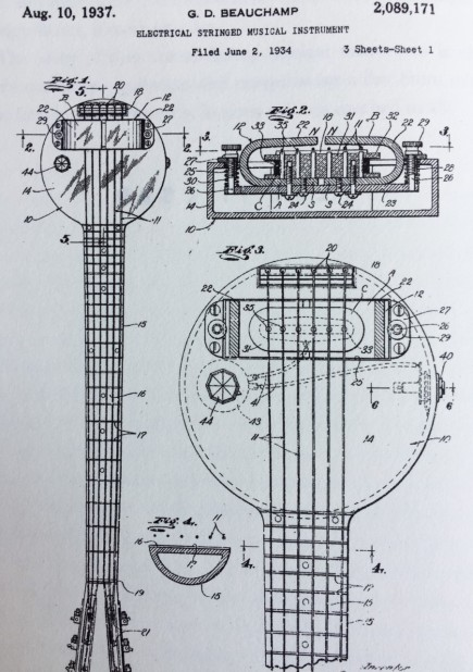 guitar-patent