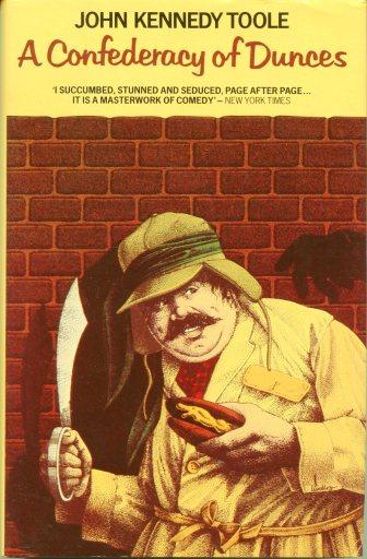 confederacy book cover